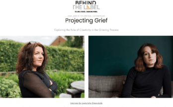 Behind The Label (Projecting Grief Interview)